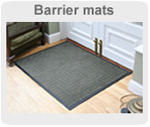 Barrier mats and matting