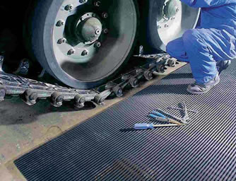 Anti fatigue mats and matting