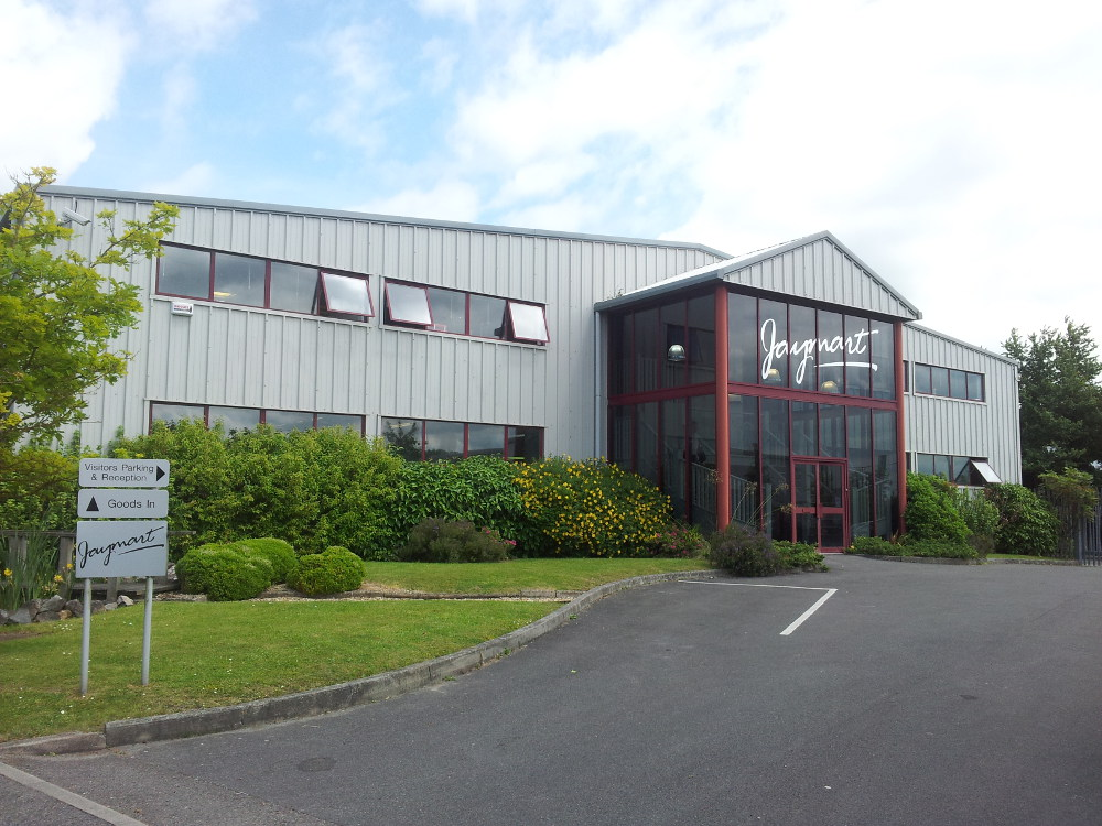 Jaymart premises in Warminster