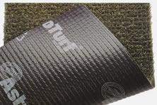 Door butler mat
