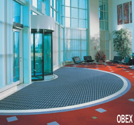 Obex entrance matting